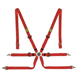 OMP 0202 HSL BERLINA PULL DOWN SAFETY HARNESS