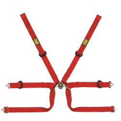 OMP 0206 FORMULA PULL UP HARNESS